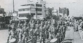 金光学園音楽部吹奏楽団の歴史3《戦後》