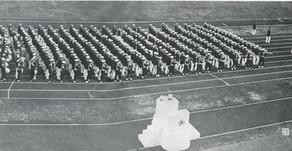 金光学園音楽部吹奏楽団の歴史4《1950年~1972年》