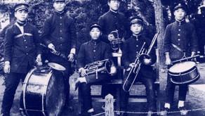 金光学園音楽部吹奏楽団の歴史1《創部》