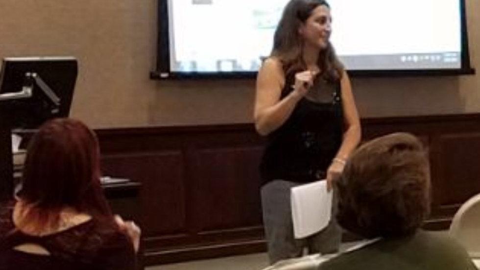 Layers online personal development seminar