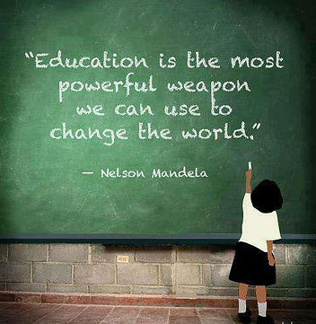 education-is-the-most-powerful-weapon-we