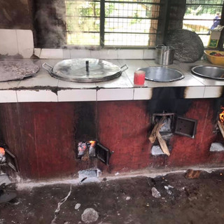 Kitchen at Government School