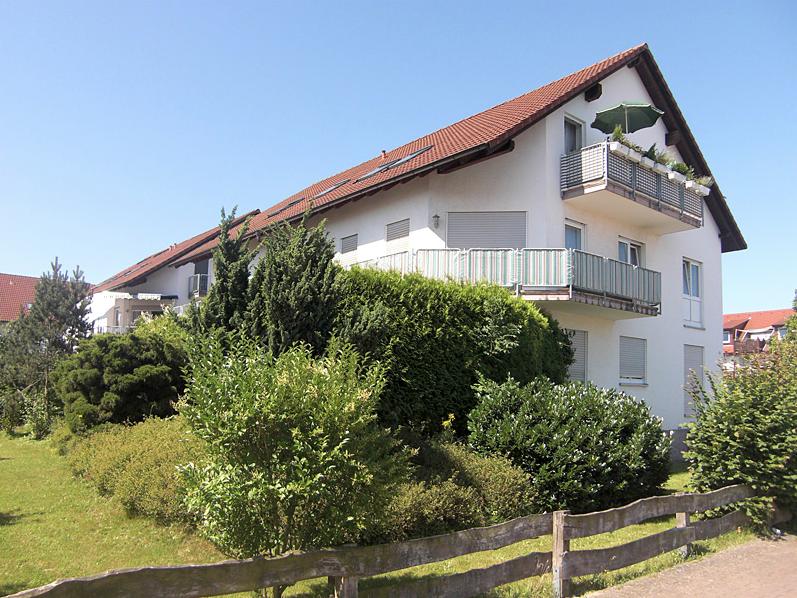Schickes Mehrfamilienhaus in Bühl