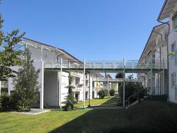 Vorzeigeobjekt Seniorenwohnungen