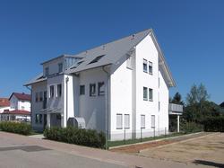 Modernes und innovatives Mietshaus