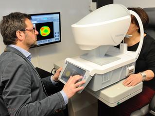 Mehr wissen: Glaukom-Screening