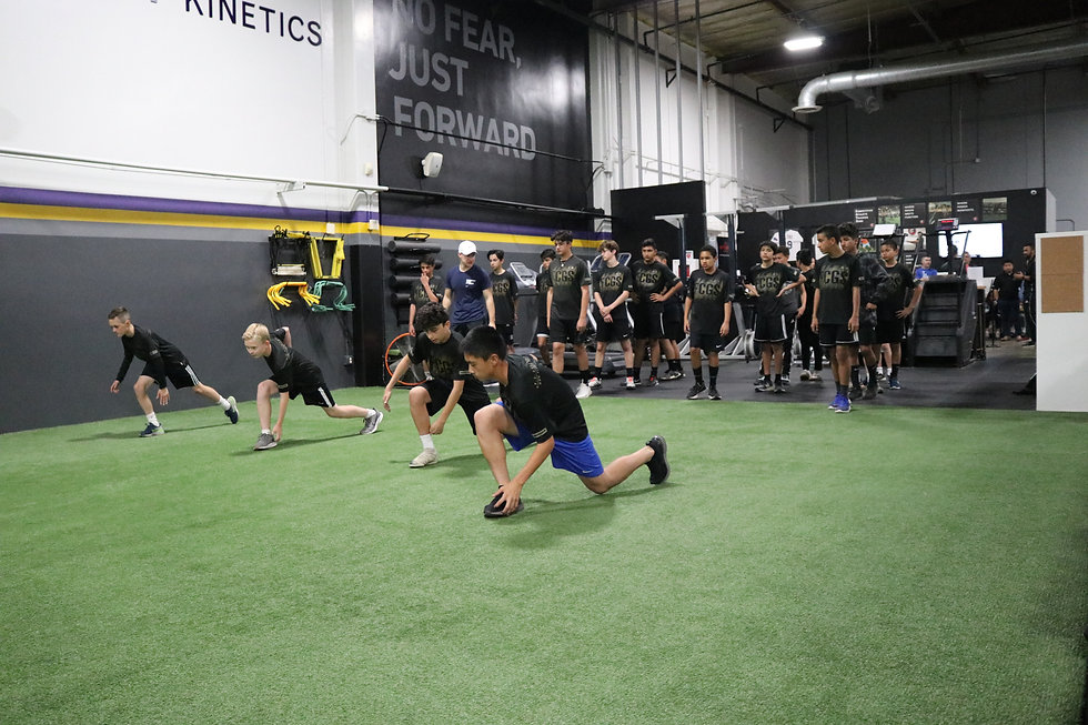 FitSport Team Training