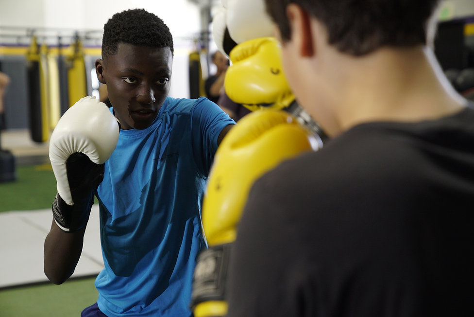 FitSport Youth Boxing