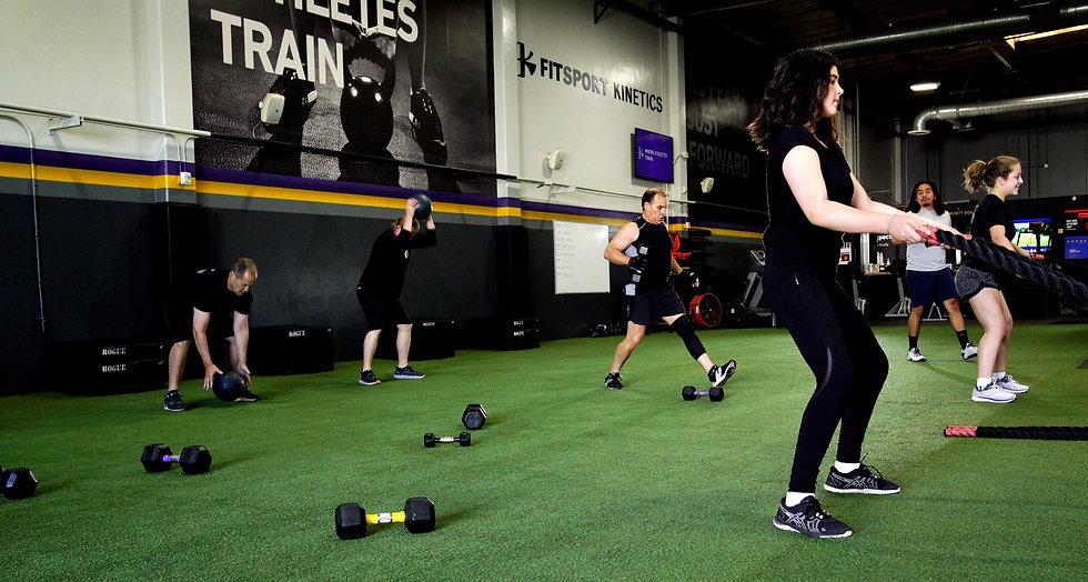 FitSport Circuit Training