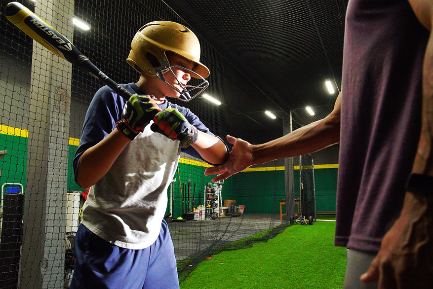 FitSport Baseball Academy