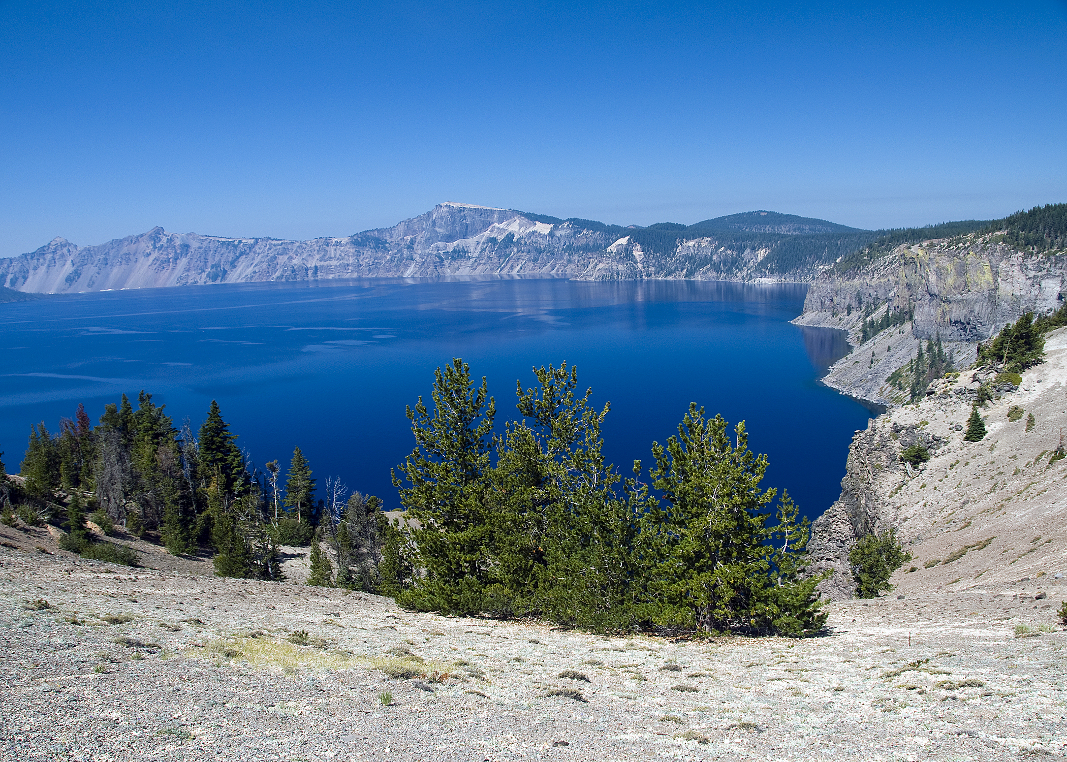 Crater Lake (North End)