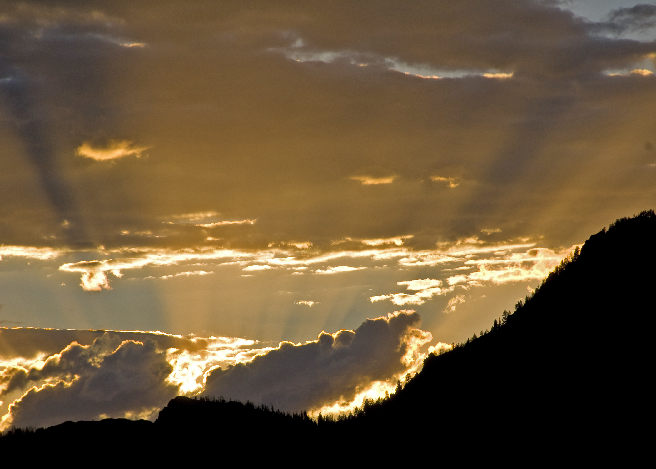 Sun Valley Sunset II