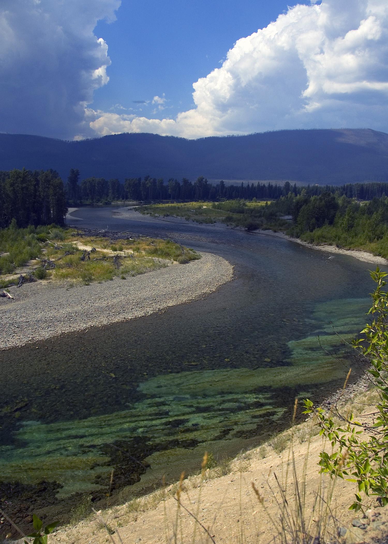 Flathead River (GNP)
