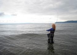 Fishing Puget Sound