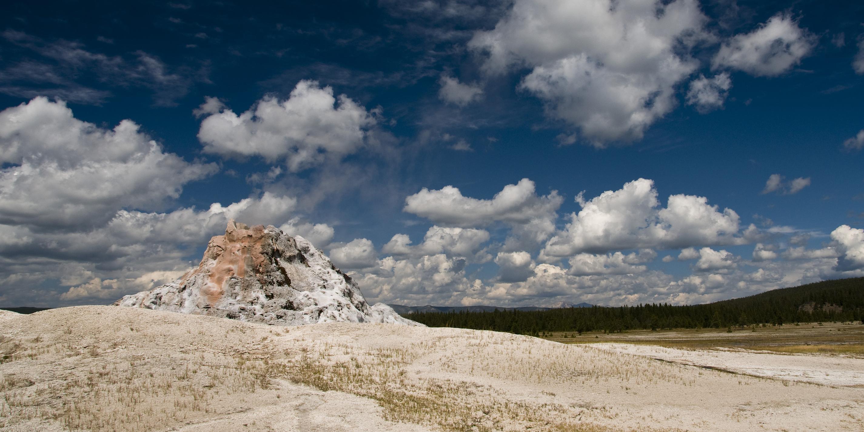 White Dome Geyser (YNP)