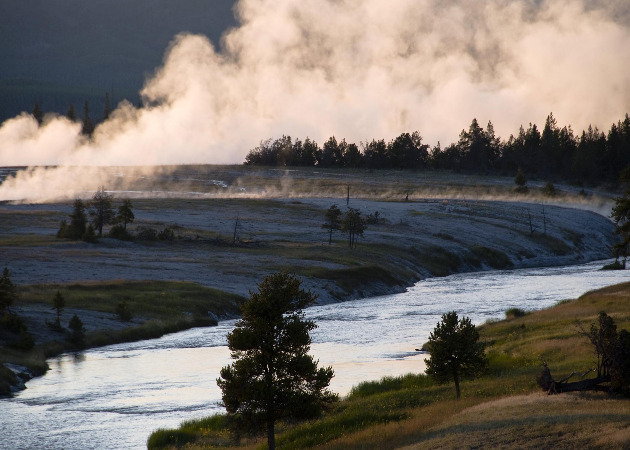 The Firehole River (YNP)