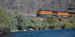 Yakima Canyon Train