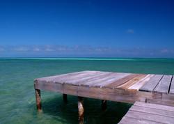Swimming Dock (Caye Caulker)