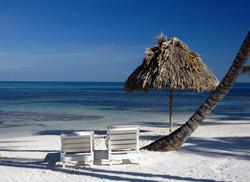 Private Beach (Ambergris Caye)
