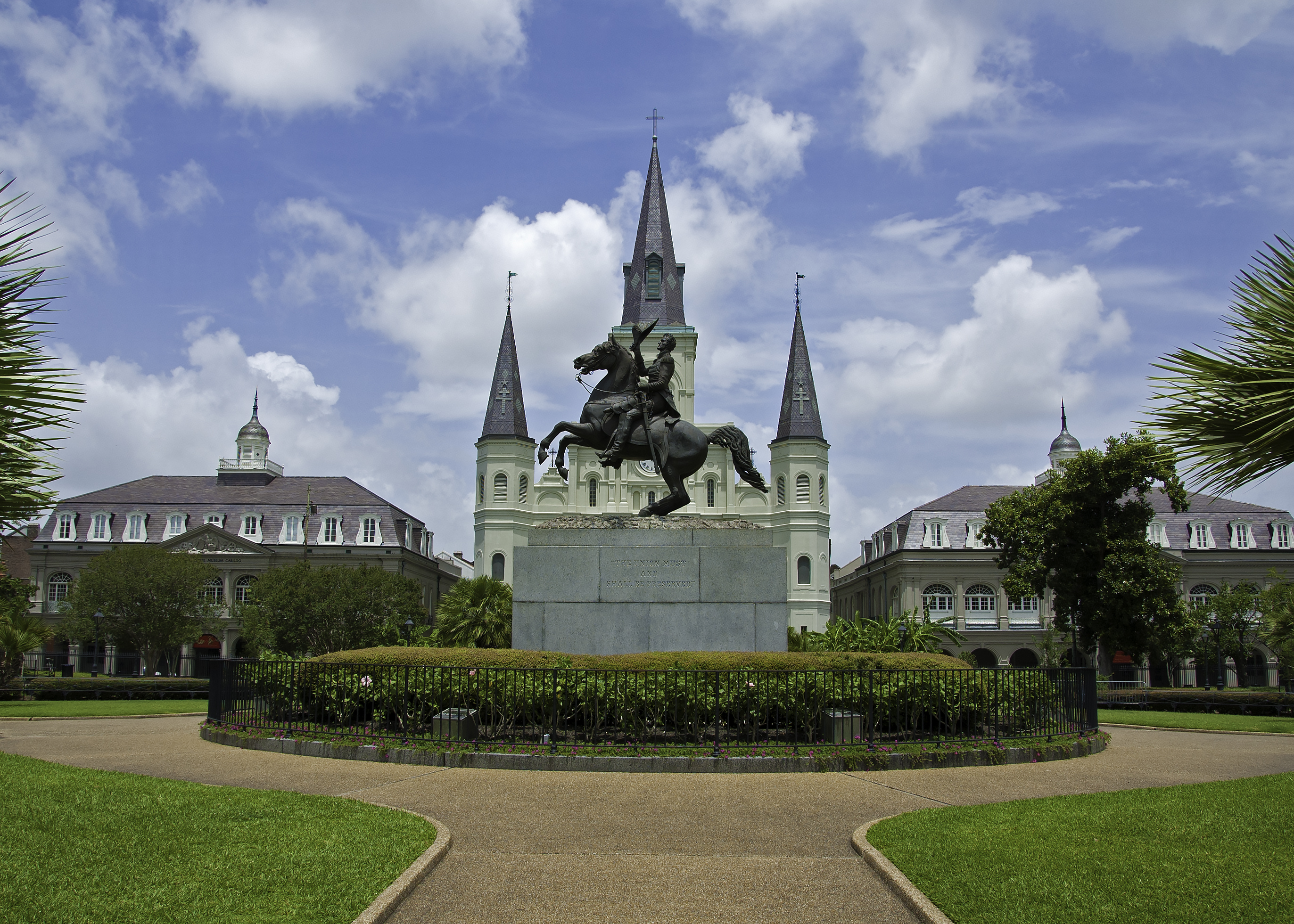 St. Louis Cathedral (Jackson Square)