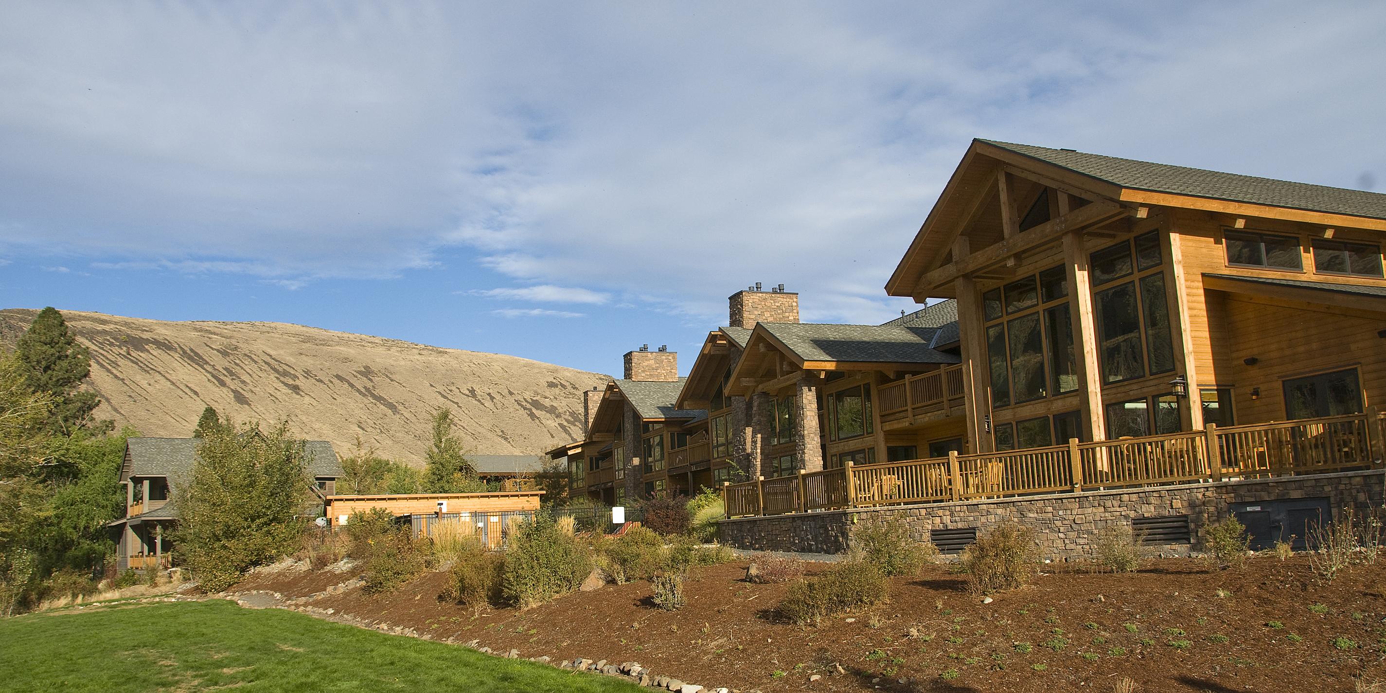 Reds Lodge (Yakima Canyon)
