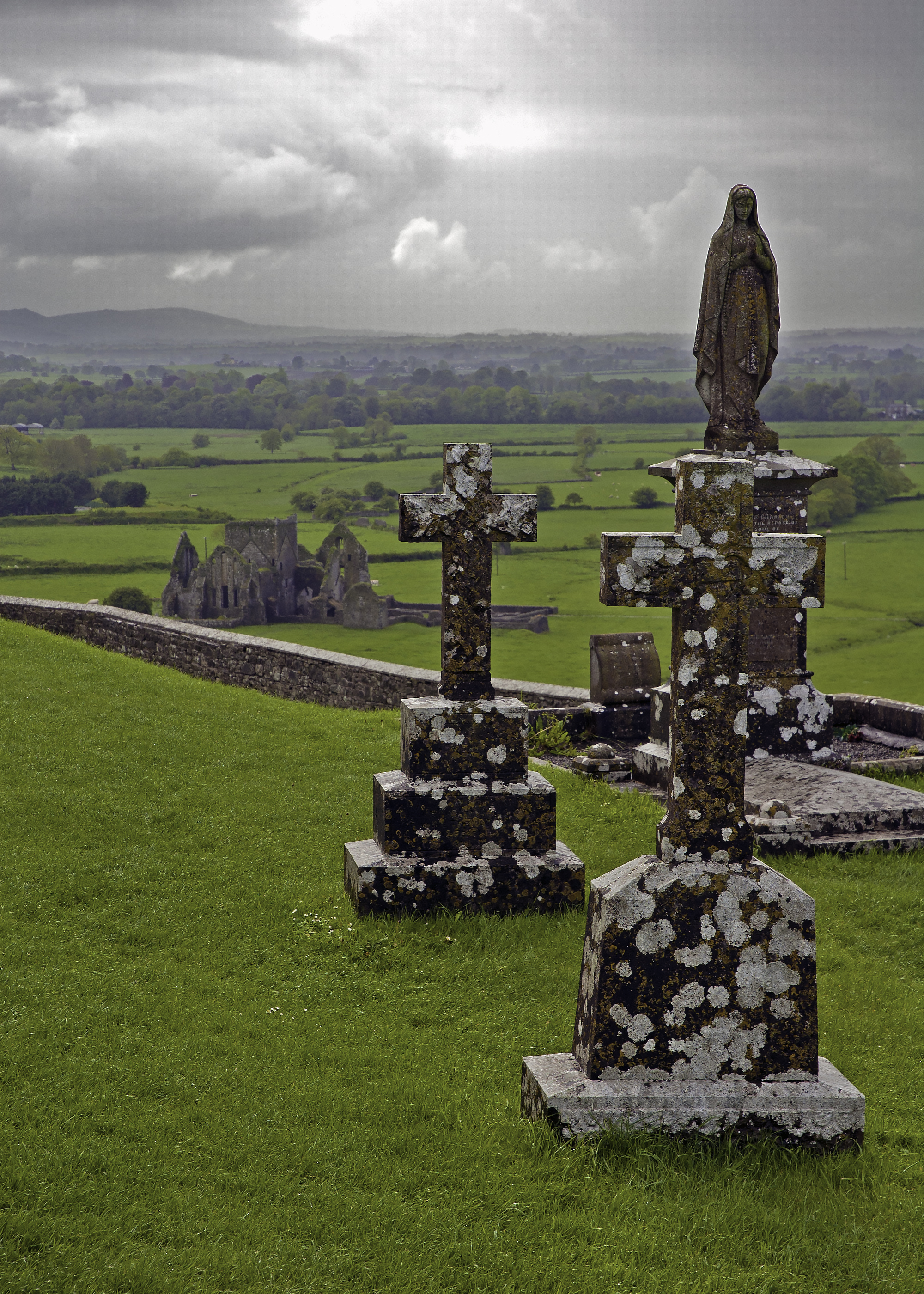 Cashel Graveyard