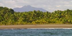 Isolated Coast North of Quepos