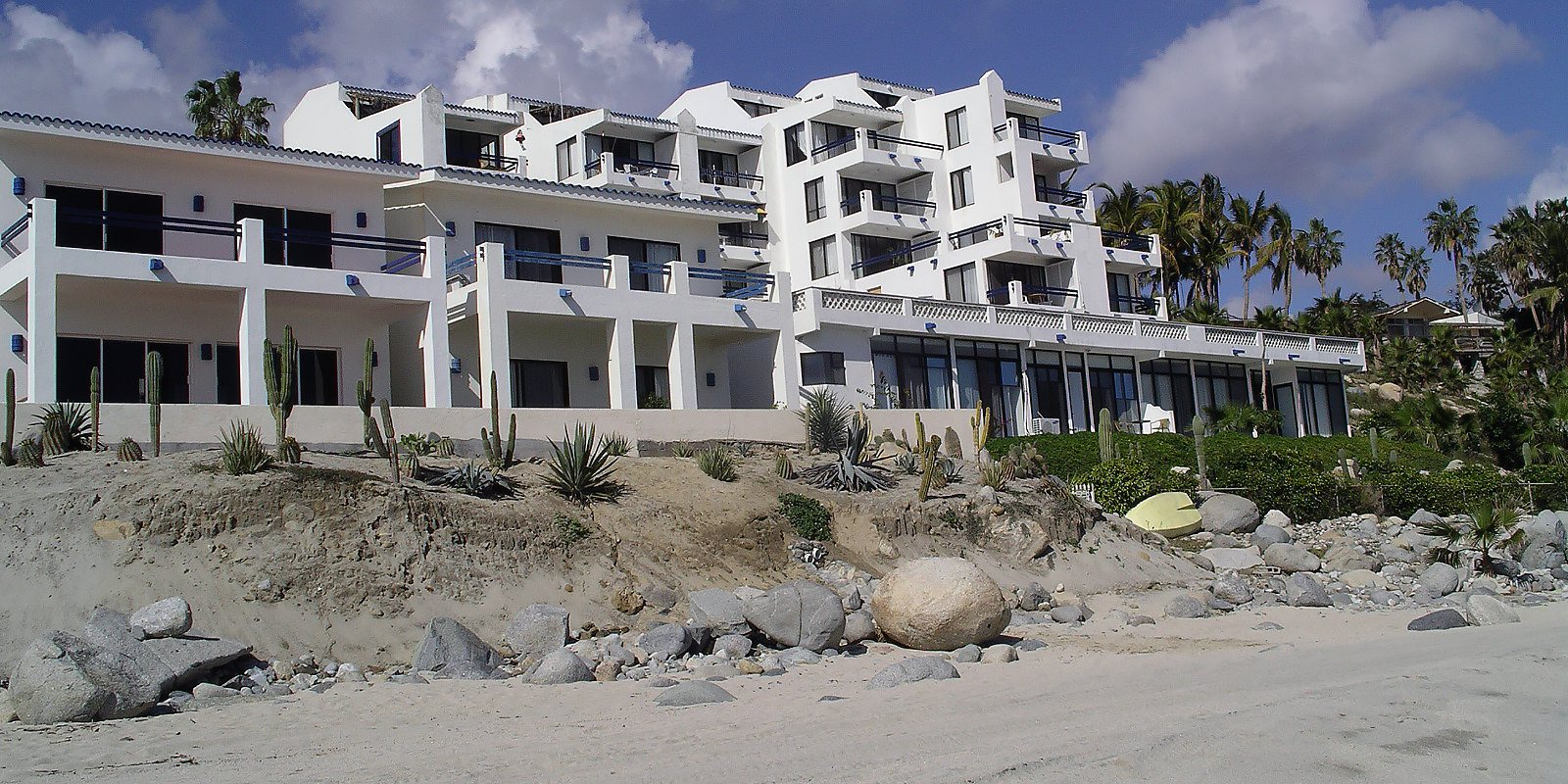 East Cape Hotel on the Beach