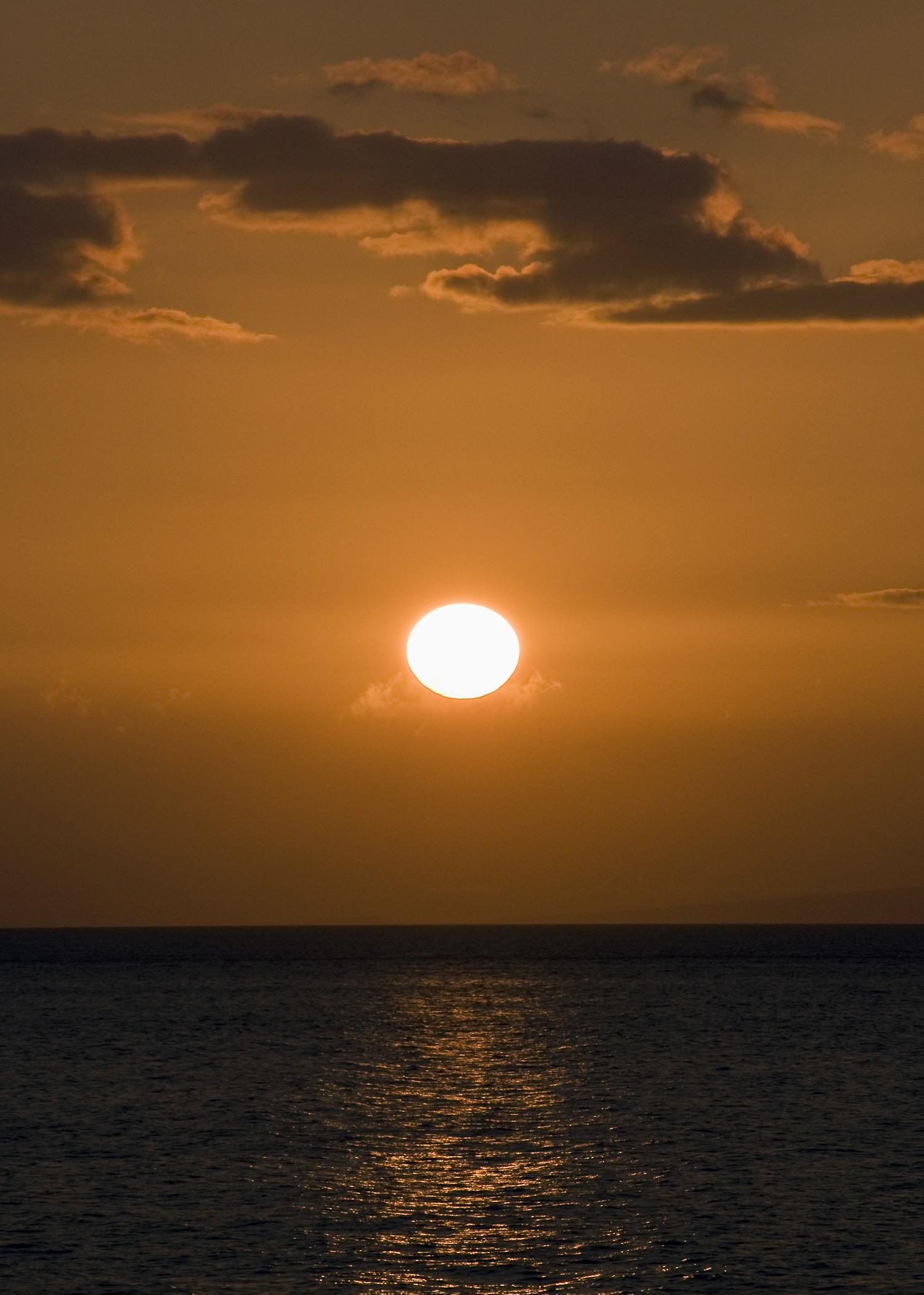 Keka'a Sunset