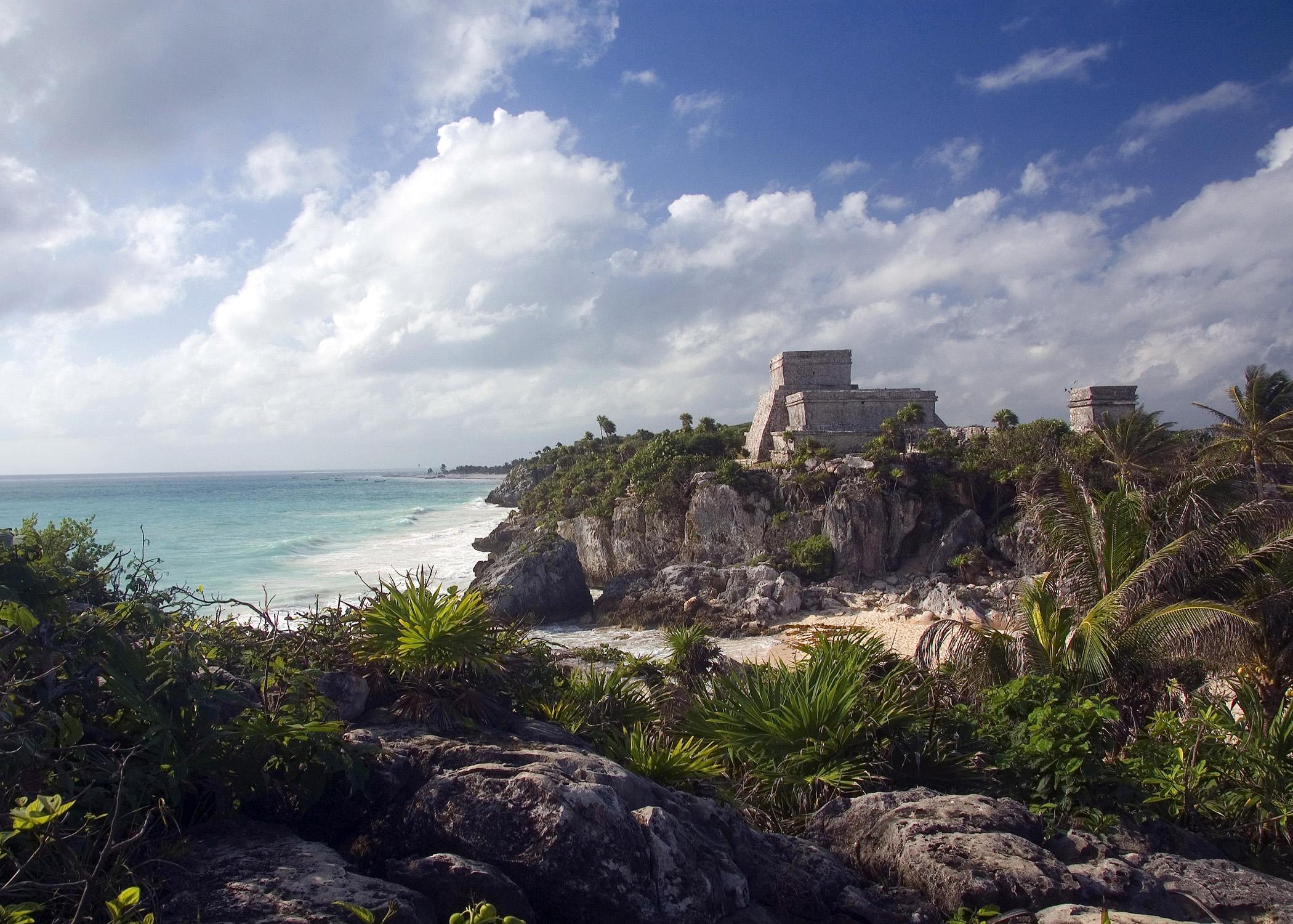 El Castillo on the Water