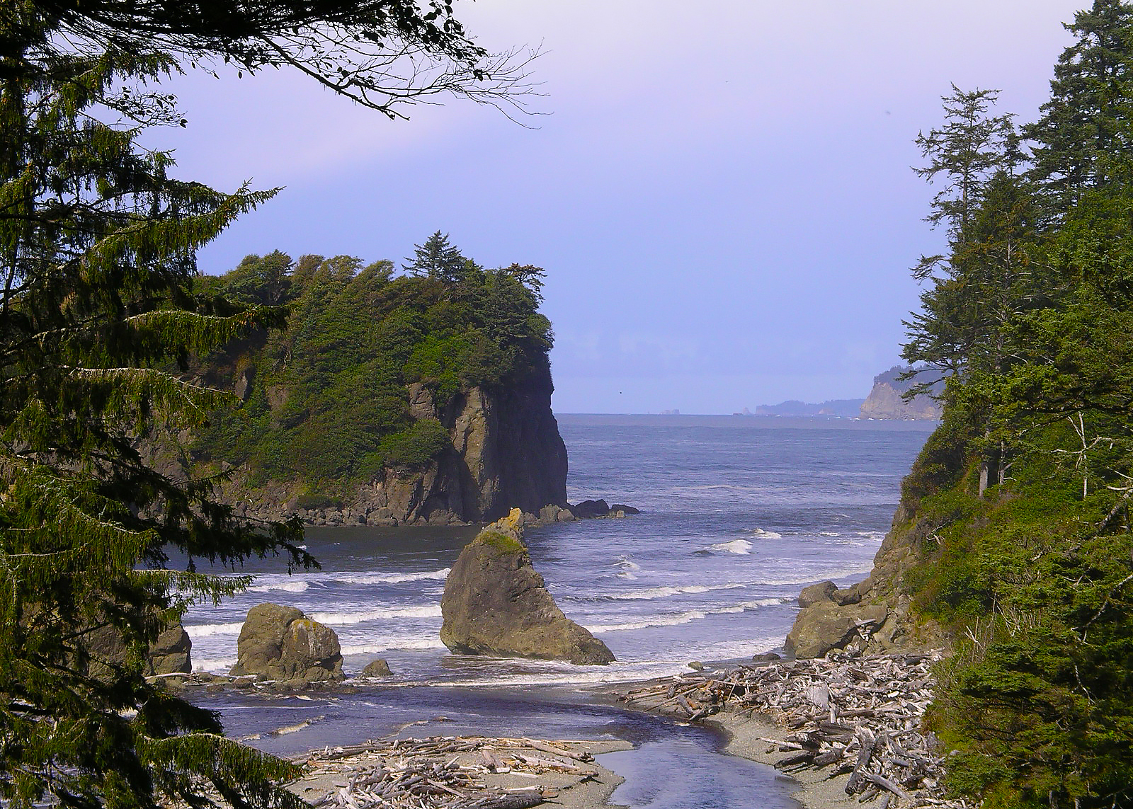Ruby Beach (Olympic Penninsula)