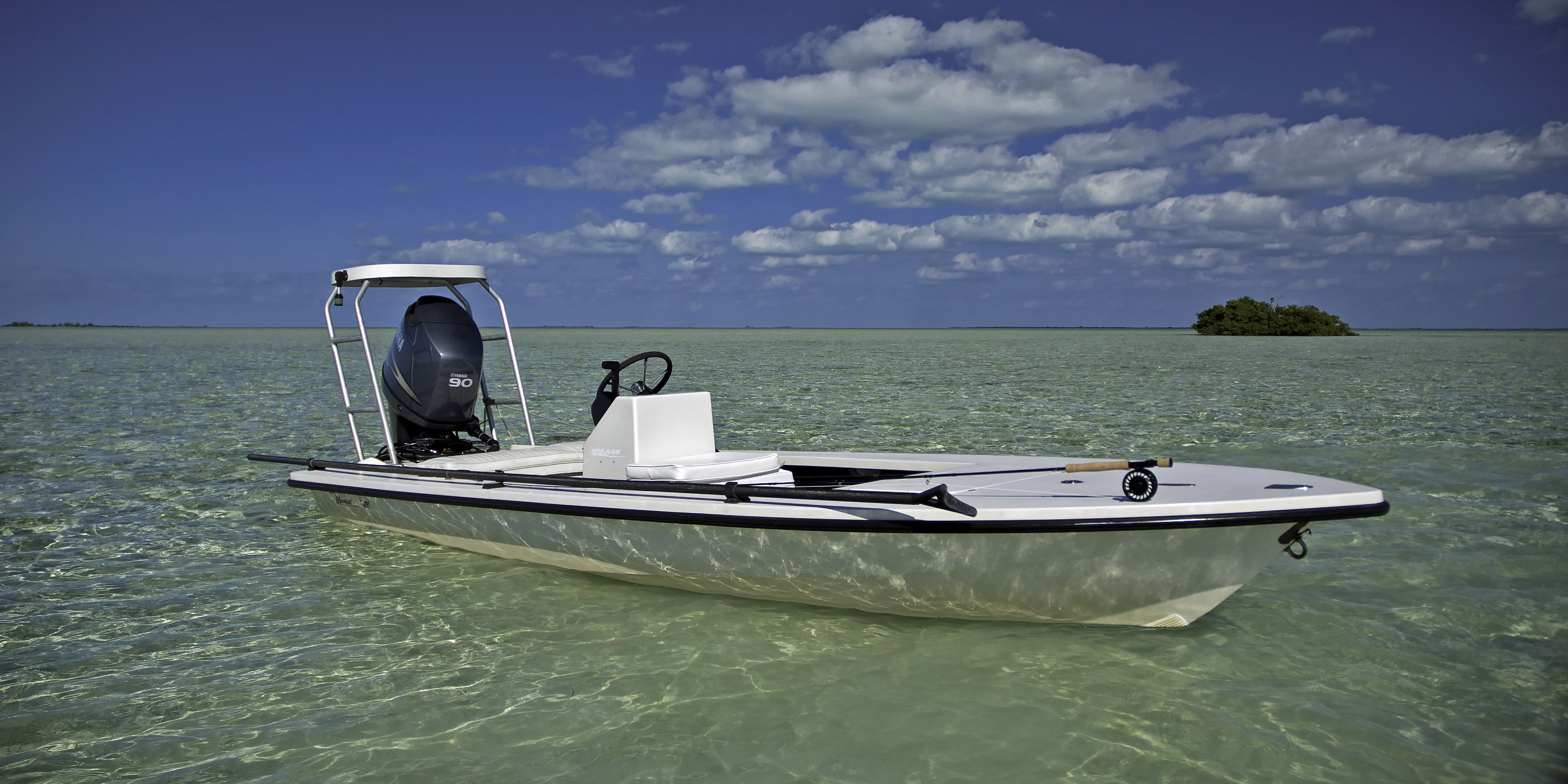 Phil's Flats Boat (Maverick)
