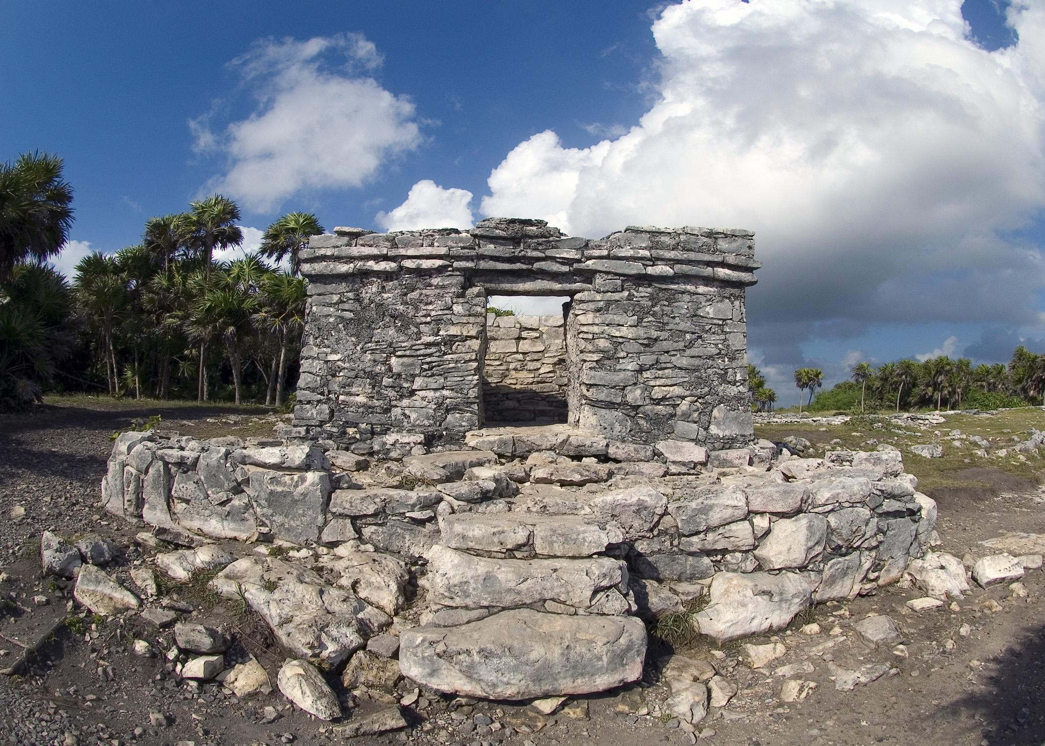 Temple of the Sea (Tulum)