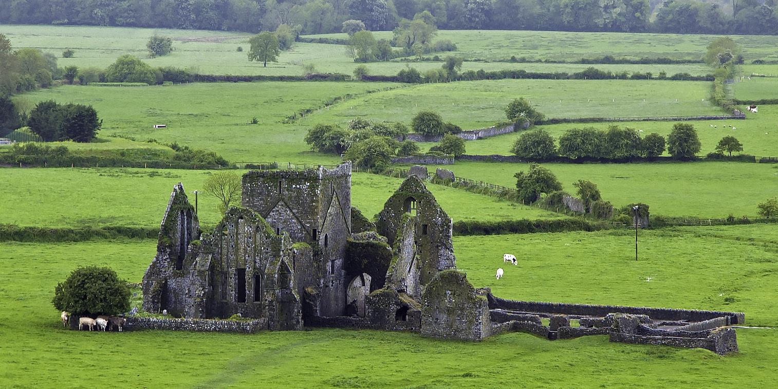 The Cashel Monastery
