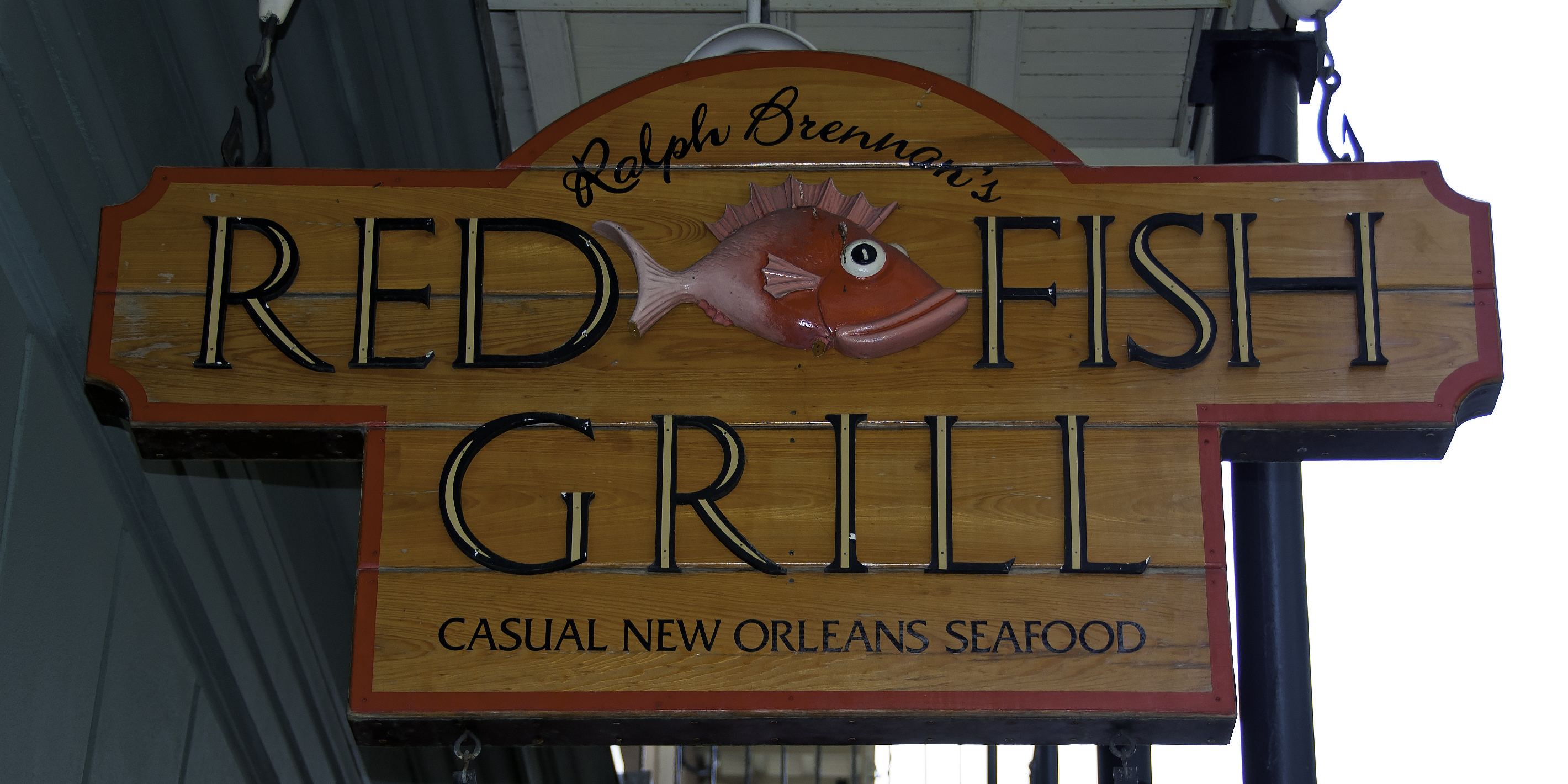 Red Fish Grill on Bourbon Street