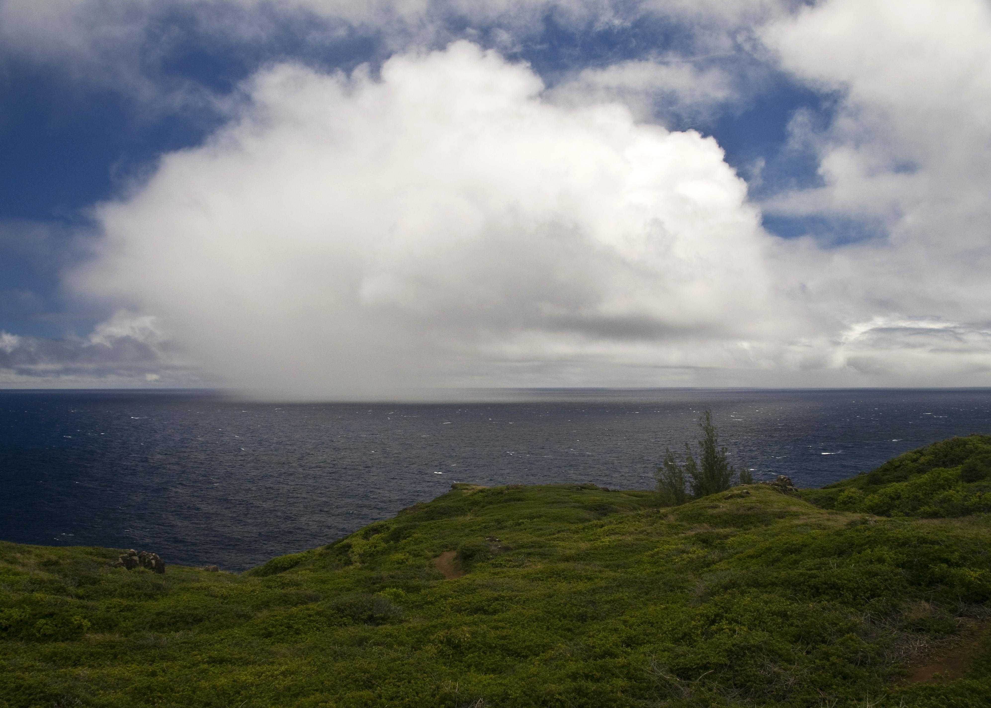 Rain Squall (North Shore)