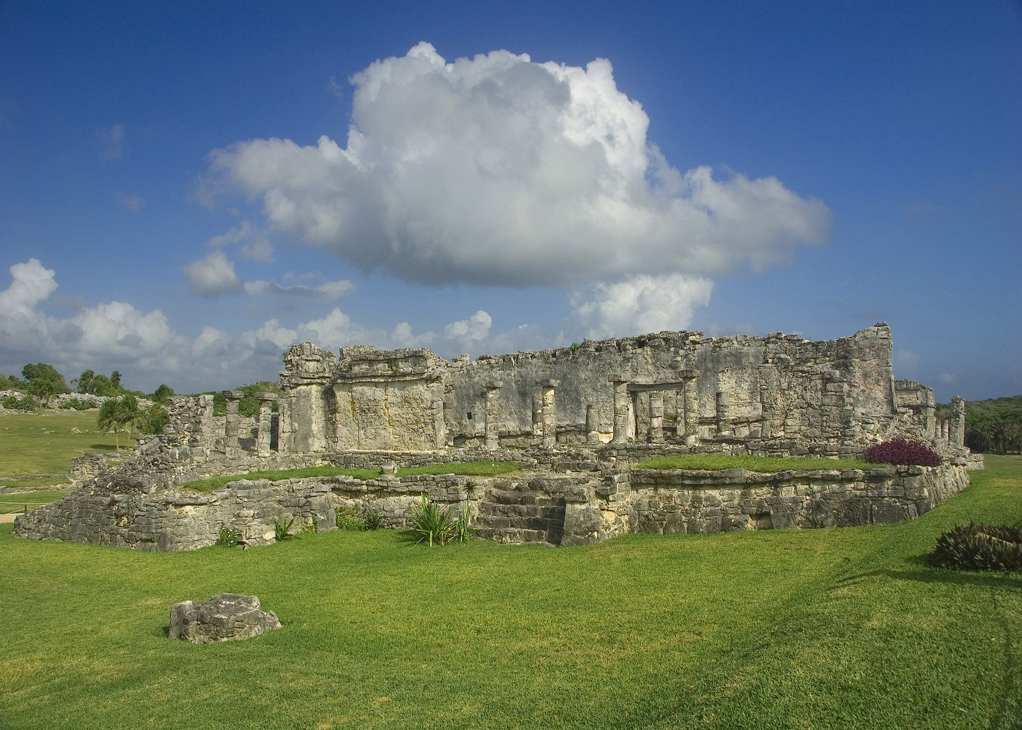 House of the Columns (Tulum)