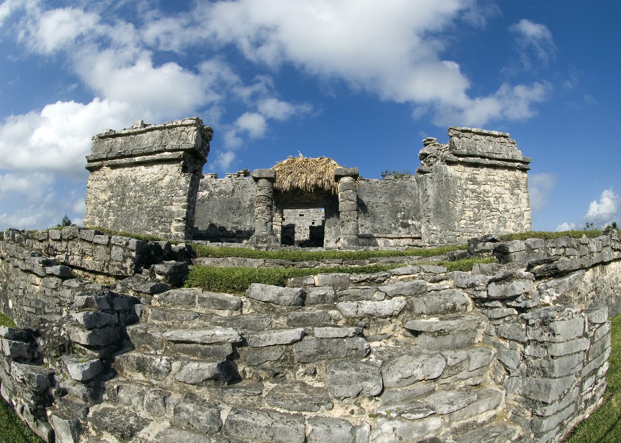 House of the Halach Uinic (Tulum)
