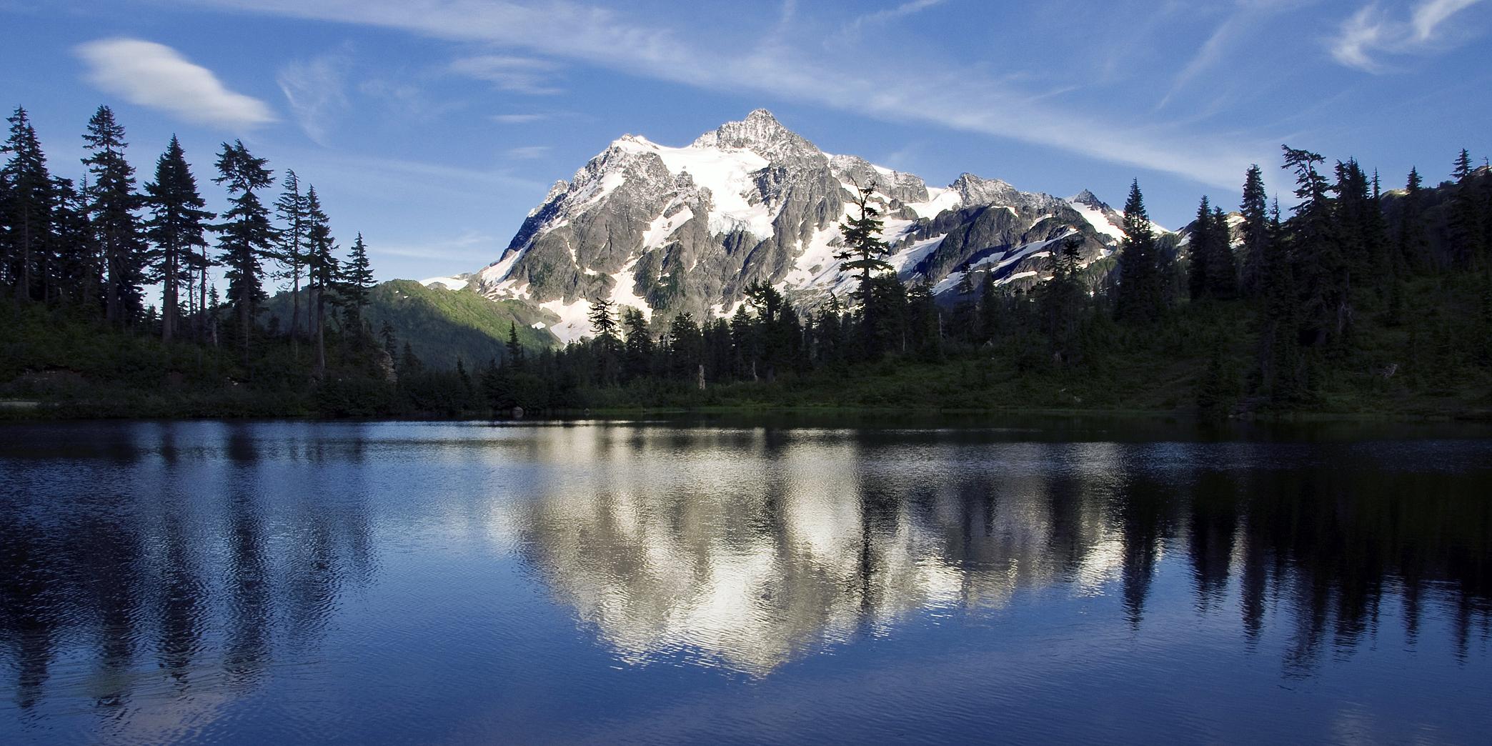 Mt Shuksan (Cascades)