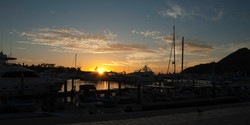 Cabo Marina Sunrise
