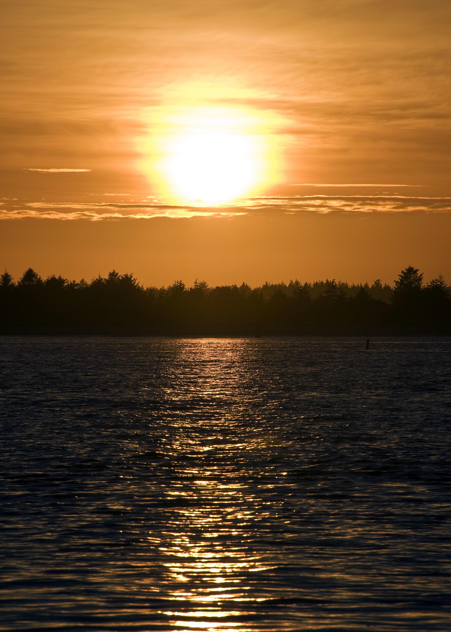 Sunset (Close-Up)