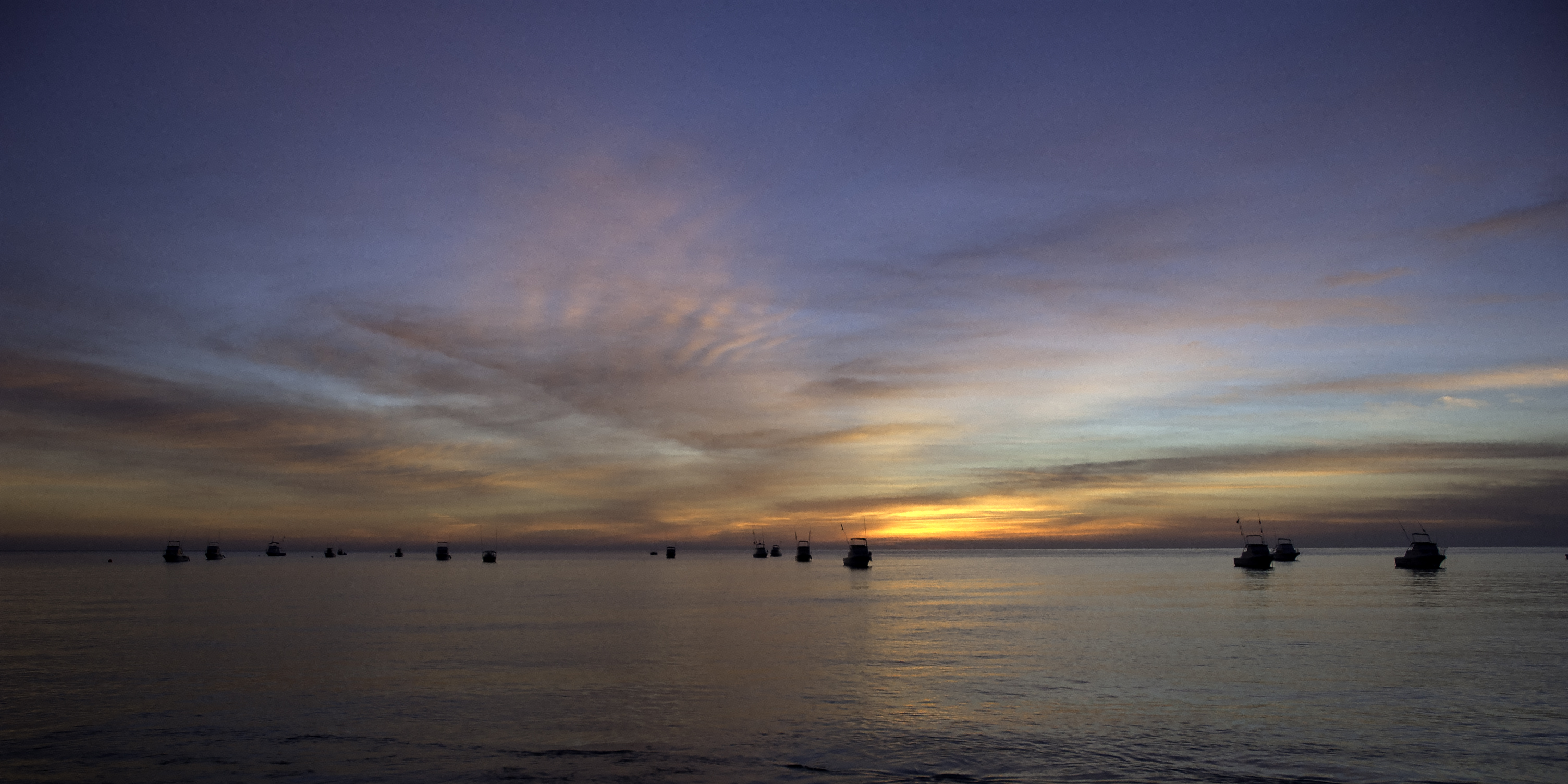 Fishing Fleet (Los Barriles)
