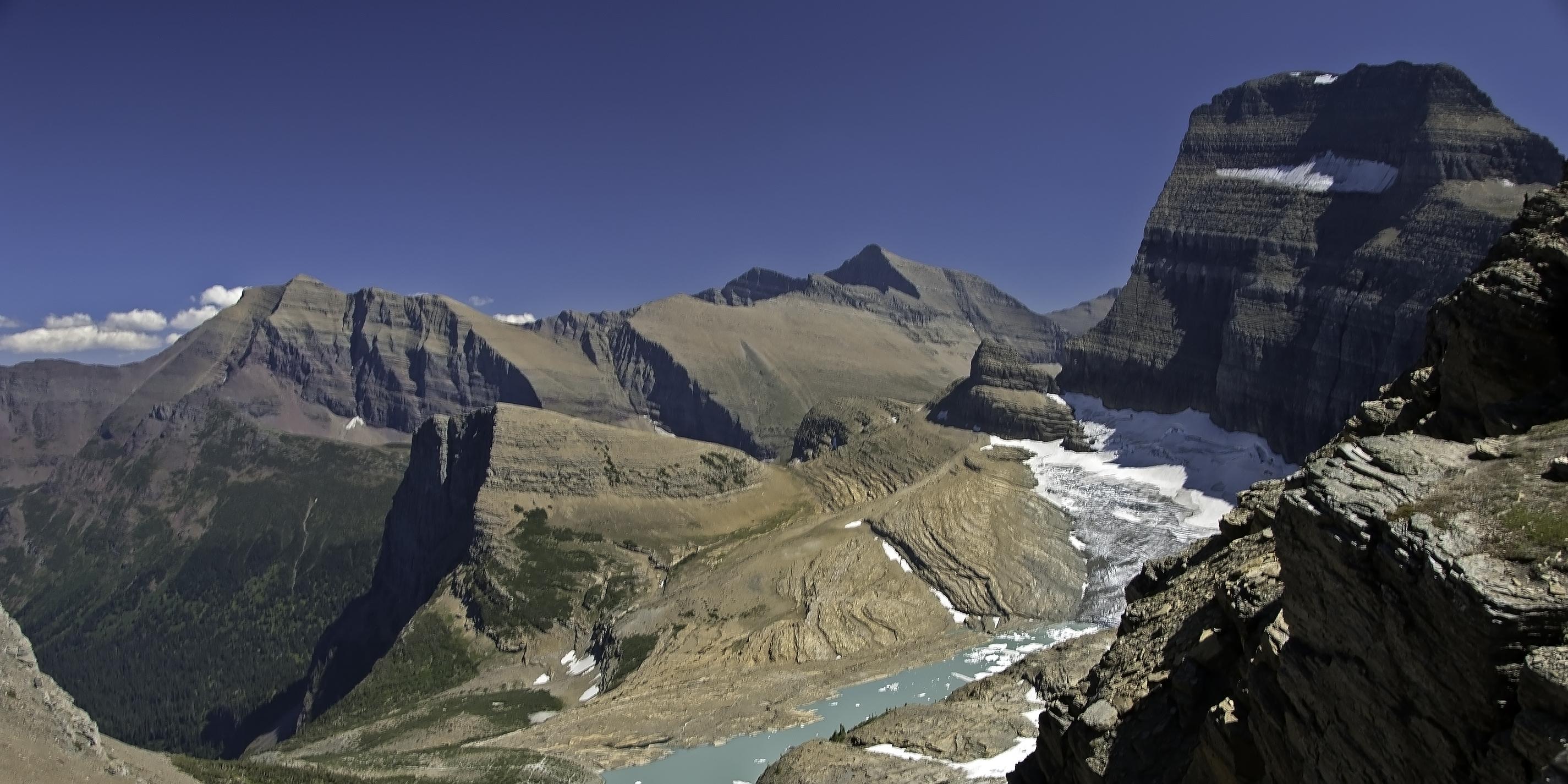 Grinnell Glacier (GNP)