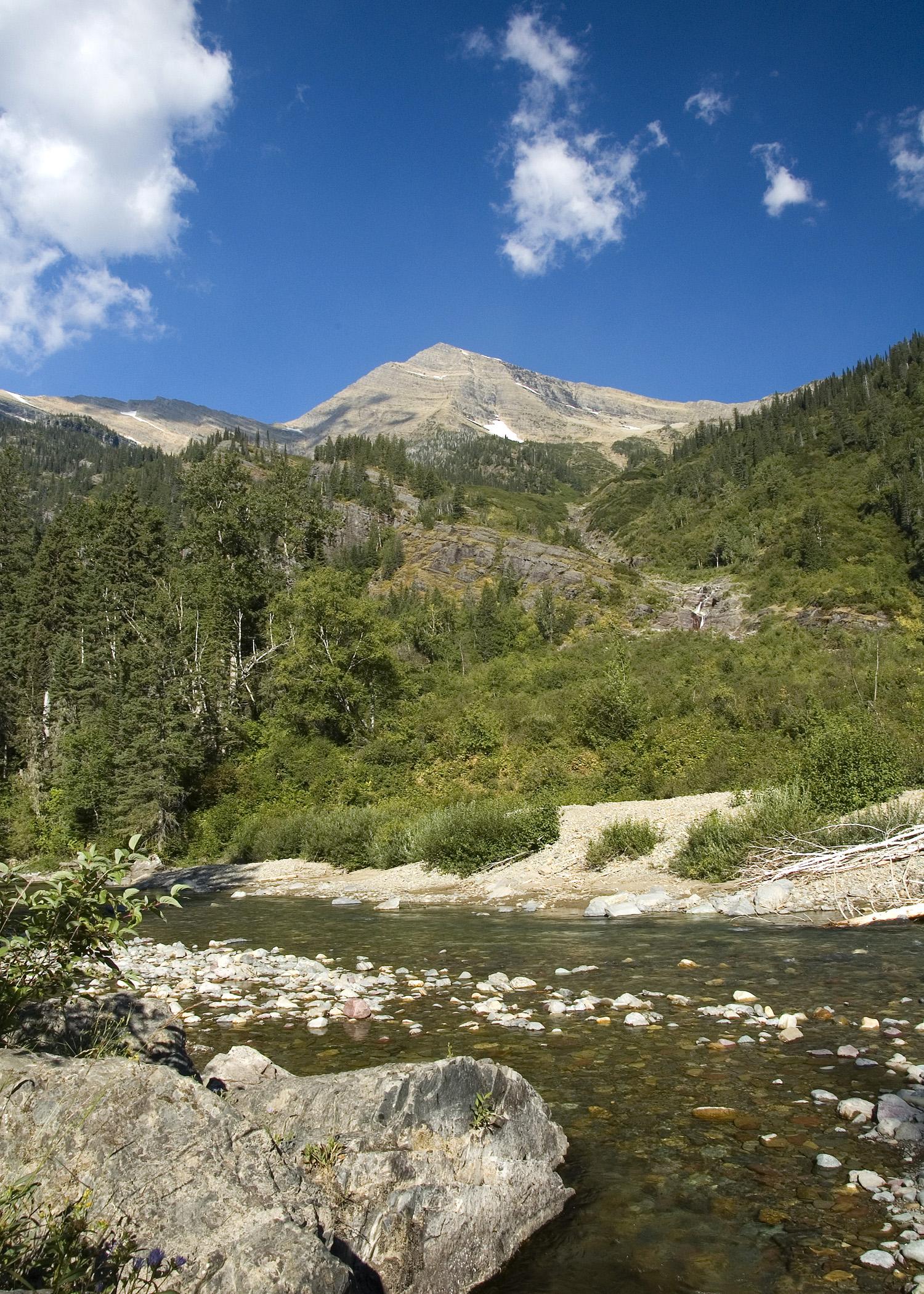 McDonald Creek (GNP)