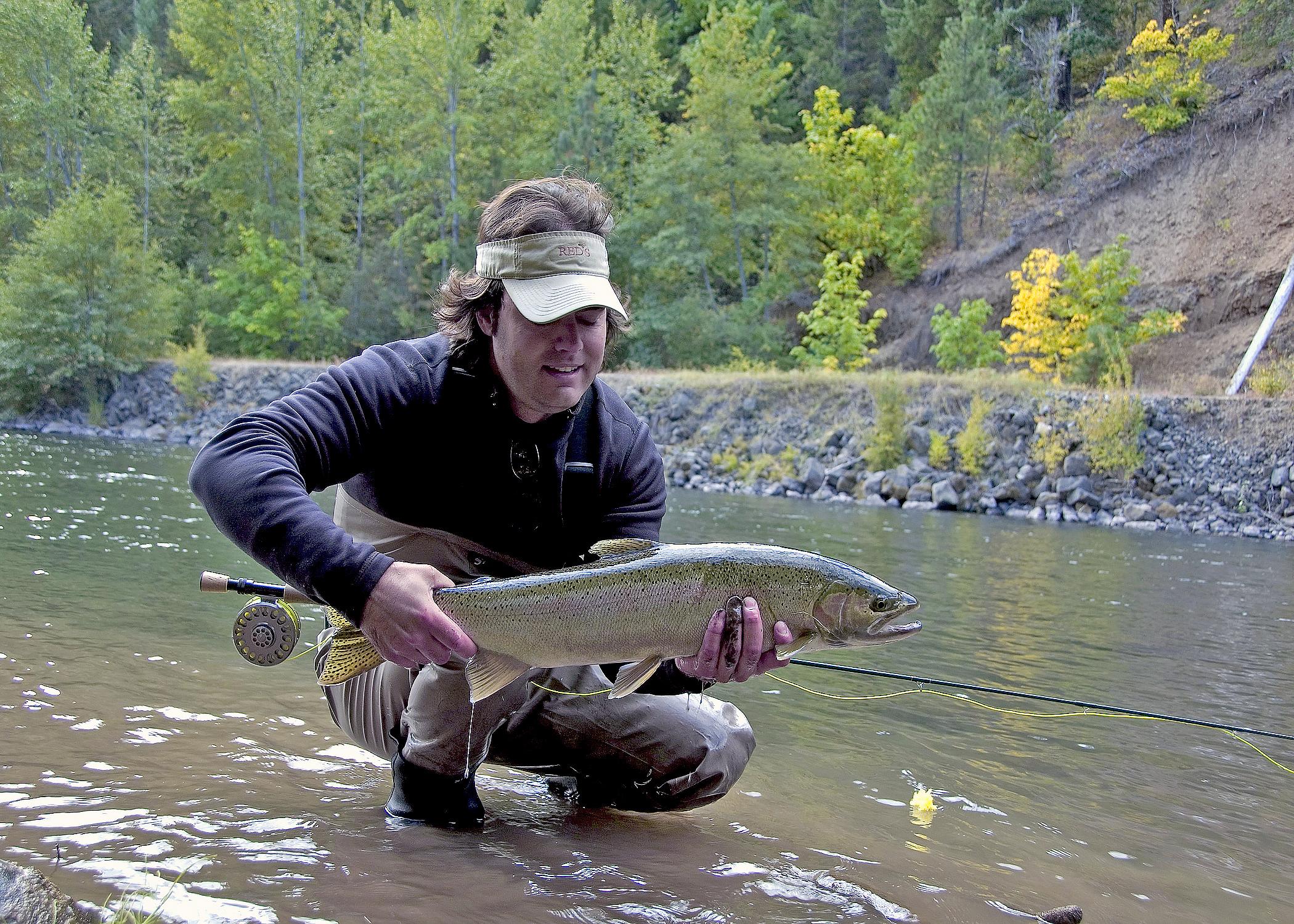 Klickitat River Steelhead (Fall)