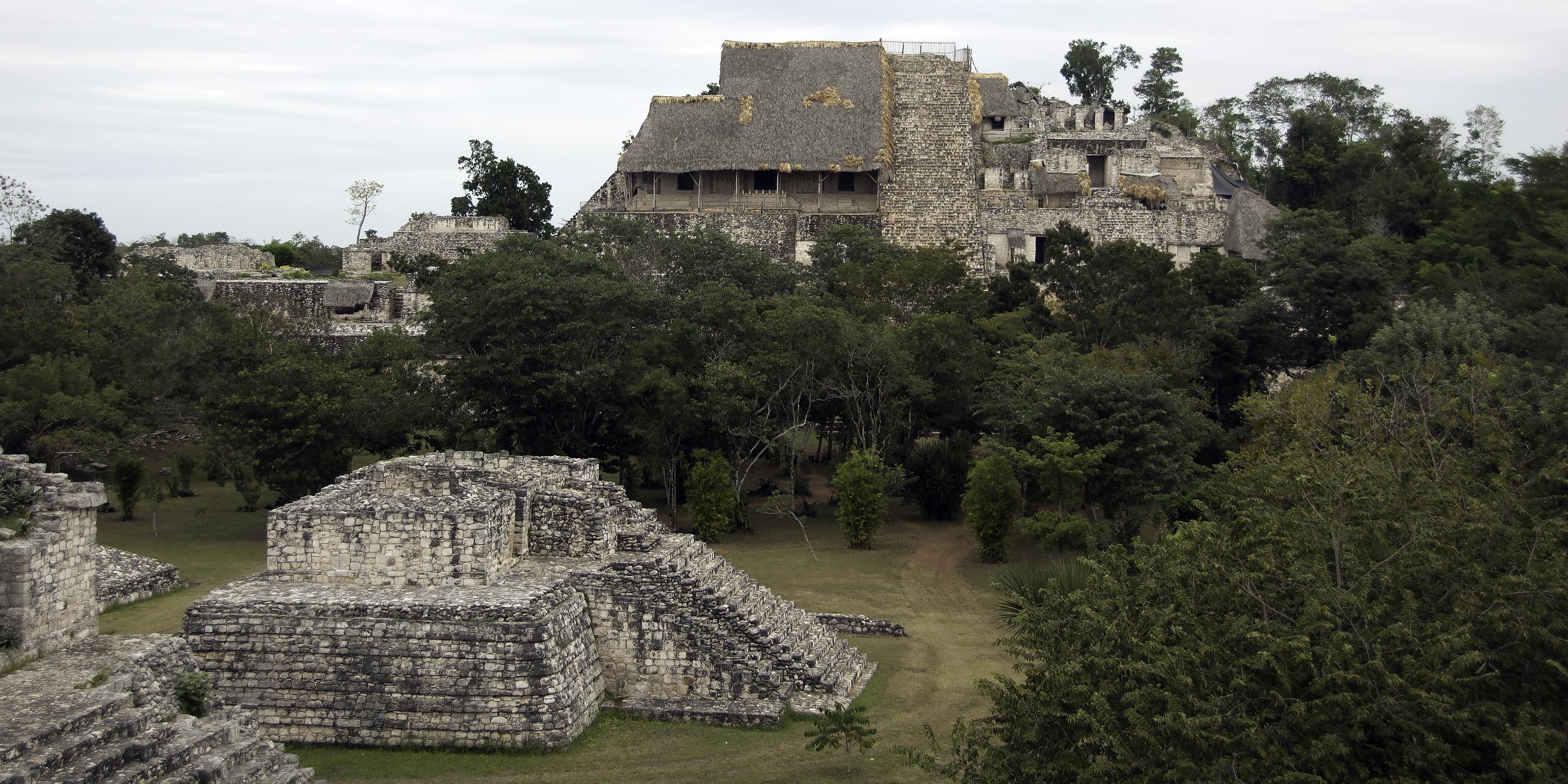 The Acropolis (Ek Balam)
