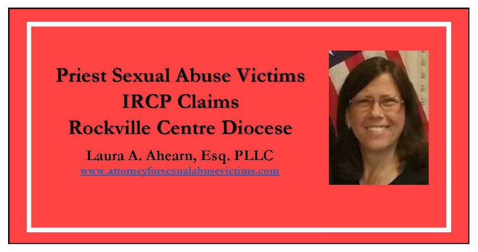 Laura Ahearn Rockville Centre Diocese IRCP Claims