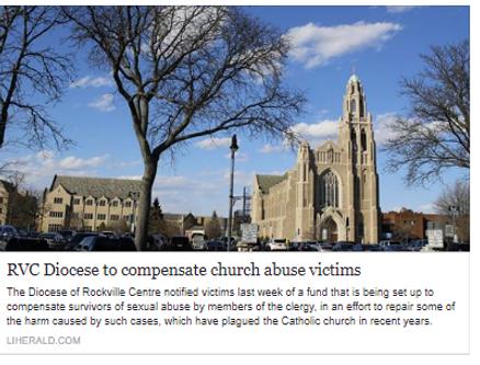 Rockville Centre Priest Abuse - Laura Ahearn Esq. Can Help Survivors  Laura Ahearn