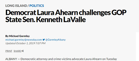 Laura Ahearn Newsday