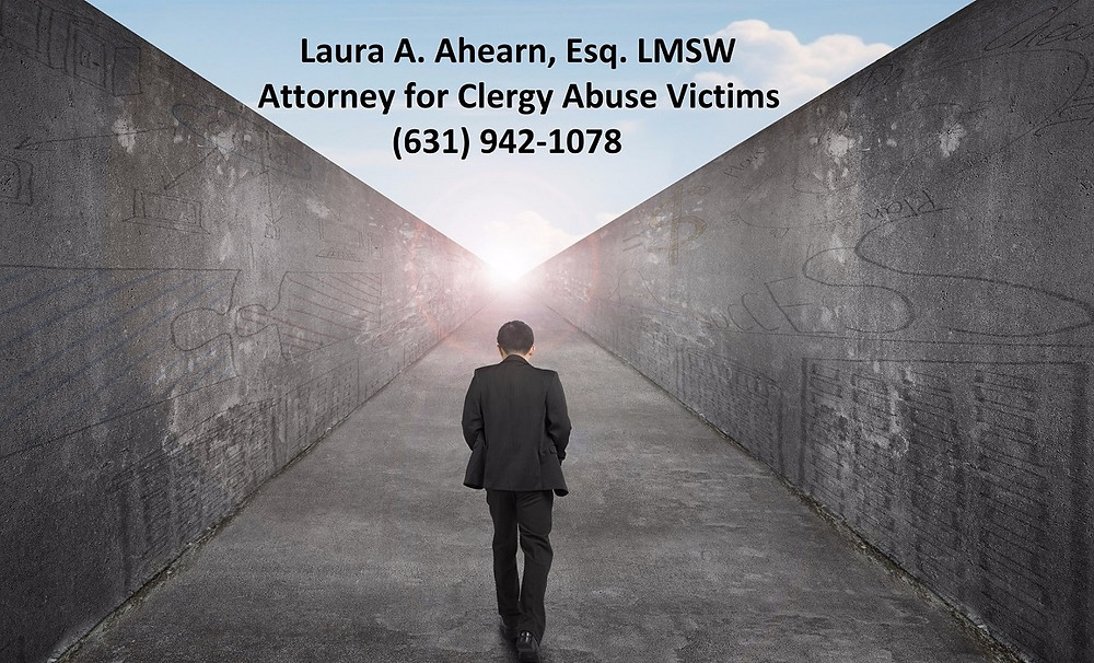 Laura Ahearn Attorney for Brooklyn and Rockville Centre Diocese Clergy Abuse Victims